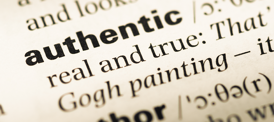 kebenaran dan produk autentik