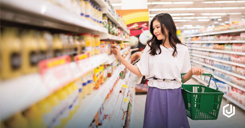 kebiasaan berbelanja pelanggan